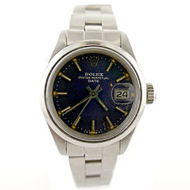 Rolex Oyster Perpetual Date 6916 Vintage 26mm Womens Watch