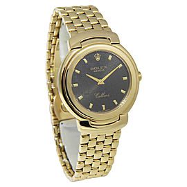 Rolex Cellini 6622 33mm Unisex Watch
