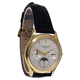 Patek Philippe Perpetual Calendar 3940 36mm Mens Watch