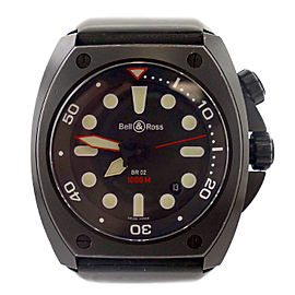 Bell & Ross Marine Diver BR02-20 44mm Mens Watch