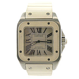 Cartier Santos 100 2878 25mm Womens Watch