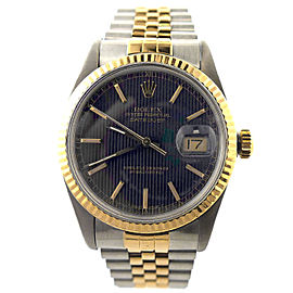 Rolex Datejust 16013 34mm Mens Watch