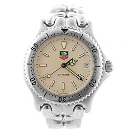 Tag Heuer Link Sel S99.006M 38mm Mens Watch