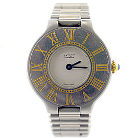 Cartier Must 21 28mm Womens Watch