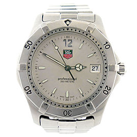 Tag Heuer 2000 Series WK1112-0 37mm Mens Watch
