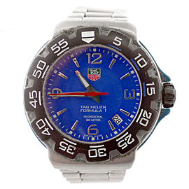 Tag Heuer Formula 1 WAC1112-0 41mm Mens Watch
