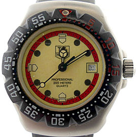 Tag Heuer Formula 1 371.508 29mm Womens Watch