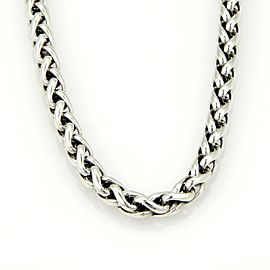 David Yurman 18K Yellow Gold, Sterling Silver Necklace