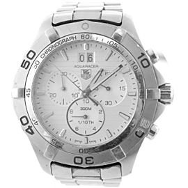 Tag Heuer Aquaracer CAF101F 43mm Mens Watch