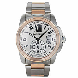 Cartier Calibre De Cartier W7100036 42mm Mens Watch