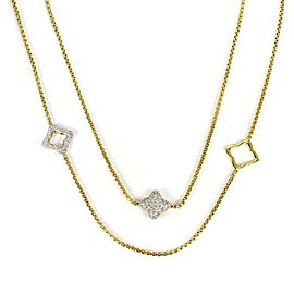 David Yurman Diamond Necklace
