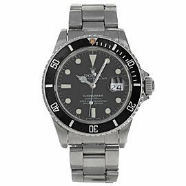 Rolex Submariner 16800 40mm Mens Watch