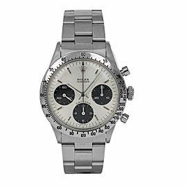 Rolex Daytona II 6262 36mm Vintage Mens Watch 1970