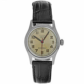 Tudor Oyster 4453 31mm Vintage Mens Watch 1984