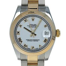 Rolex Datejust 178243 31mm Womens Watch