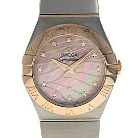 Omega Constellation 123.20.27.60.57.002 27mm Womens Watch