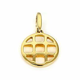 Cartier Pasha 18k Yellow Gold Open Design Round Charm Pendant w/Cert