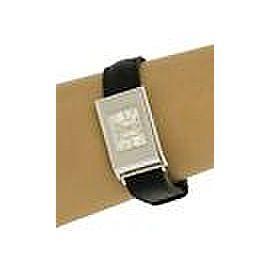 Tiffany & Co. Schlumberger 18k White Gold Wrist Watch & Original Band