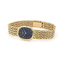 Patek Philippe Ellipse 18k Yellow Gold Oval Shape Ladies Watch 4764/1