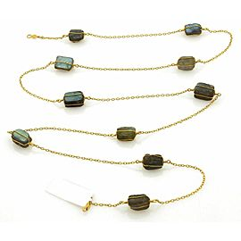 Gurhan BUNDLE Labradorite 24k Gold Necklace