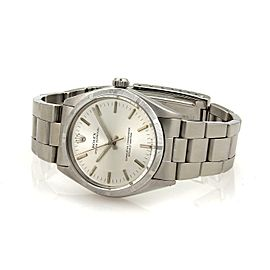 Vintag Rolex Oyster Perpetual Stainless Steel Automatic Men's Wrist Watch 1003