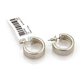 Gurhan Hoopla 24k Gold over Sterling Silver Hammered Hoop Earrings