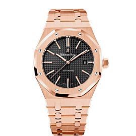 Audemars Piguet Royal Oak Rose Gold SelfWinding Watch