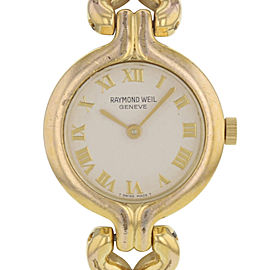 Raymond Weil 5878 Gold Plated Stainless Steel Quartz Women's Watch