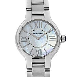 Raymond Weil Noemia Stainless Steel MOP Dial Quartz Ladies Watch 5927-ST-00907