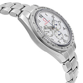 Omega Speedmaster Olympic Games Steel White Dial Mens Watch 321.10.42.50.04.001
