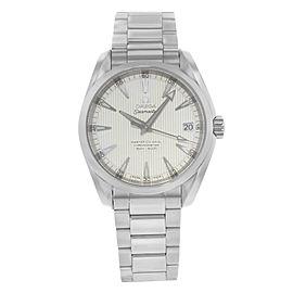 Omega Seamaster Aqua Terra Steel Silver Dial Mens Watch 231.10.39.21.02.002