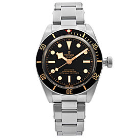 Tudor Black Bay Fifty-Eight Steel Black Dial Automatic Mens Watch M79030N-0001