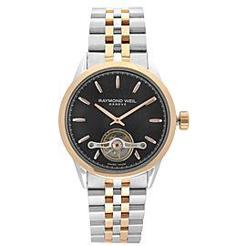 Raymond Weil Freelancer 42.5 mm Two-Tone Steel Automatic Watch 2780-SP5-20001