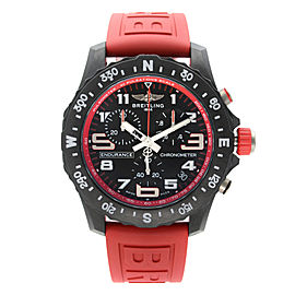 Breitling Endurance Pro Breitlight Red Black Dial Quartz Men Watch X82310D91B1S1