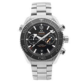Omega Seamaster Planet Ocean Steel Black Dial Mens Watch 215.30.46.51.01.001