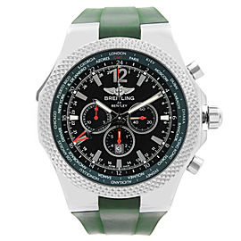 Breitling Bentley GMT British Racing Green Limited Edition A47362S4.B919-214S