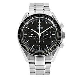 Omega Speedmaster Moonwatch Professional Steel Black Dial Mens Watch 3570.50.00