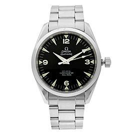 Omega Seamaster Railmaster Steel Black Dial Mens Watch 2503.52.00