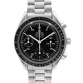 Omega Speedmaster Reduced 39mm Steel Black Dial Automatic Watch 3510.50.00