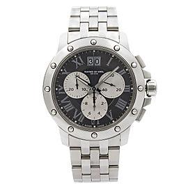Raymond Weil Tango Chronograph Steel Gray Dial Quartz Mens Watch 4899-ST-00668