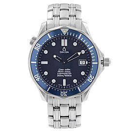 Omega Seamaster 300m 41mm Steel Blue Dial Automatic Mens Watch 2531.80.00