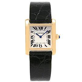 Cartier Tank Francaise W50003N2 25mm Womens Watch
