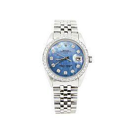 Rolex Datejust 1500 Vintage 34mm Mens Watch