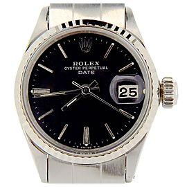 Rolex Date 6517 26mm Womens Watch