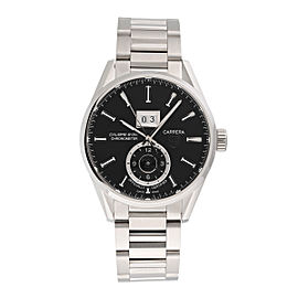 Tag Heuer Carrera WAR5010.BA0723 Stainless Steel Automatic 41mm Mens Watch