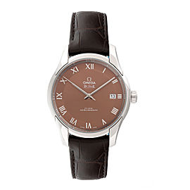 Omega DeVille 433.13.41.21.10.001 Stainless Steel Automatic 41mm Mens Watch