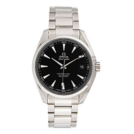 Omega Seamaster Aqua Terra 231.10.42.21.01.003 Stainless Steel Automatic 41.5mm Mens Watch