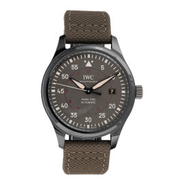 IWC Pilot IW324702 Ceramic & Anthracite Dial Automatic 41mm Mens Watch
