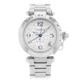 Cartier Pasha W31029M7 35mm Unisex Watch