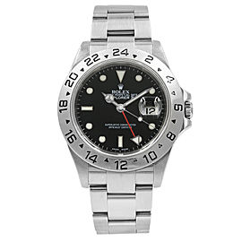 Rolex Explorer II GMT 16570T 40mm Mens Watch